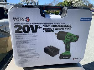 Matco Tools 1/2 inch brushless impact for Sale in Redwood City, CA