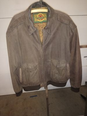 Cheyenne pelle cuir cuer leather jacket for Sale in Sanger, CA