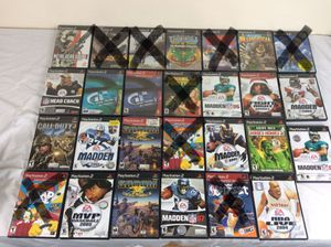 Various PlayStation 2 PS2 Video Games $3 Each for Sale in Severn, MD