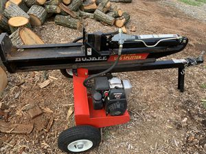 28 ton Huskee wood splitter for Sale in Manchester, PA