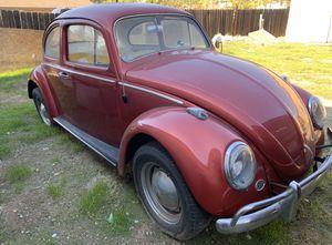 1962 Volkswagen Beetle for Sale in Fontana, CA
