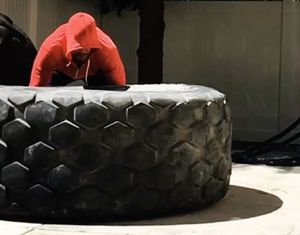 CrossFit tires Prices start at $50-$125 Max Depending on weight . All prices are at the bottom of the ad Custom Painting $65 additional for Sale in Los Angeles, CA