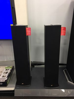 Polk T50 tower speakers for Sale in Redwood City, CA