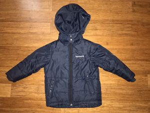 Timberland boys jacket 4T for Sale in Fairfax, VA