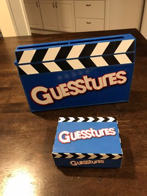 Guesstures Game for Sale in Leawood, KS