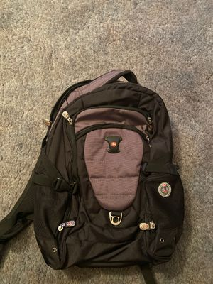 SWISS BACKPACK - New condition, never used. for Sale in Hesperia, CA