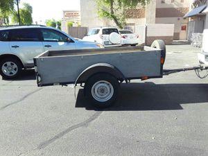 Utility trailer 4 x 8 for Sale in Mesa, AZ