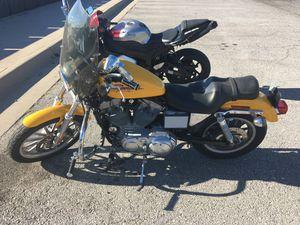 2000 Harley Davidson sportster 883 for Sale in Wichita, KS
