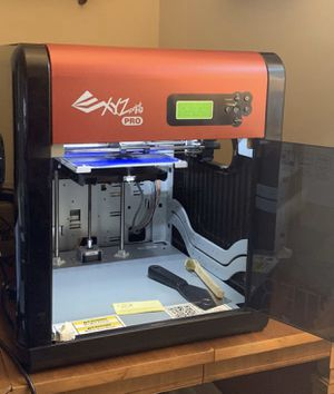 XYZ Da Vinci pro 3-D printer for Sale in Burlington, VT
