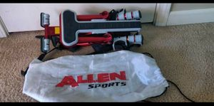 Allen sports compact folding 2-bike rack trunk Carrier mount for Sale in Modesto, CA