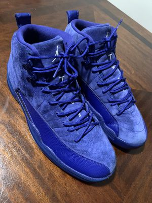 Jordan 12 Deep Royal Blue for Sale in West Hollywood, CA