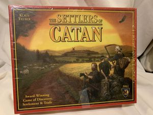 The Settlers of Catan Game - Brand New. Factory sealed. for Sale in Surprise, AZ