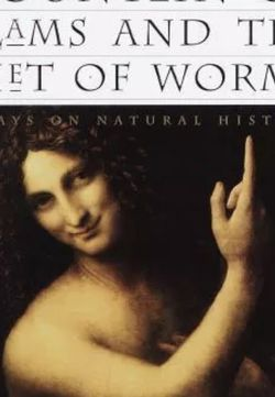 Leonardo's Mountain of Clams and the Diet of Worms : Essays on Natural... for Sale in Austin,  TX