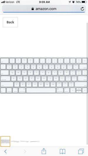 Apple CERTIFIED magic keyboard for Sale in Bonney Lake, WA