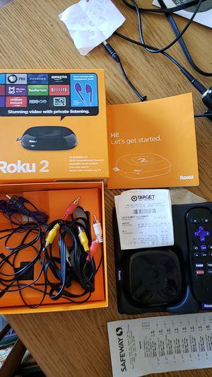 Roku 2 for Sale in San Jose, CA