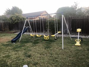 Swing set for Sale in Oakley, CA