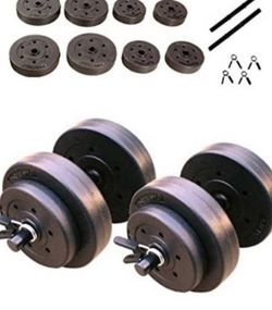 40lb Weight Dumbbell Set for Sale in Dallas,  TX