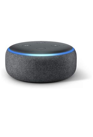 Echo dot 3 - Charcoal for Sale in Los Angeles, CA