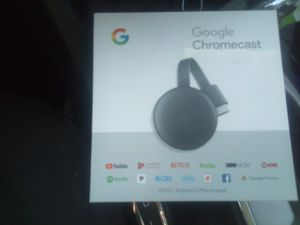 Google Chromecast for Sale in Barstow, CA