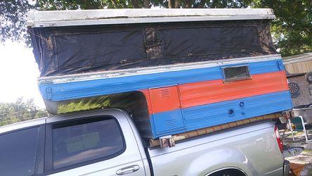 Truck bed pop-up camper for Sale in Lakeland,  FL