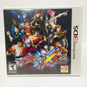 Project X Zone Nintendo 3DS/2DS for Sale in Mill Creek, WA