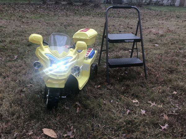 Motorbike!!
