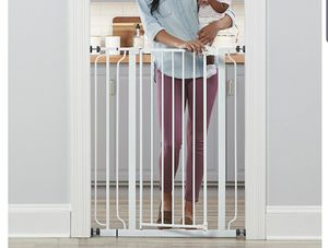 Tall baby gate for Sale in Las Vegas, NV