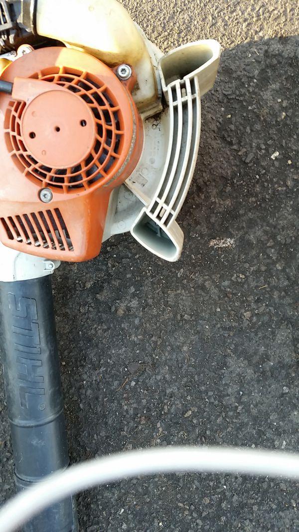 Stihl BG 55 Leaf Blower