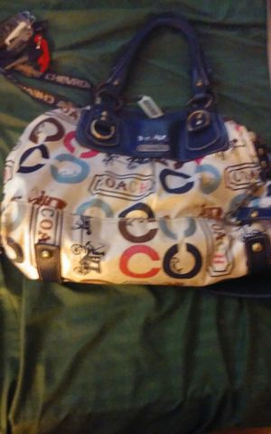 2 coach purses and a wallet for Sale in Beech Grove, IN
