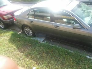 BMW 745 2003 parts for Sale in Houston, TX