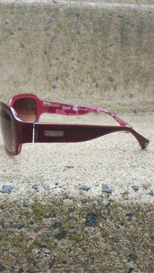 COACH Martha S832 Sunglasses- S832 Burgundy Frame for Sale in Vienna, VA