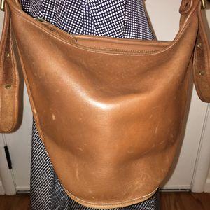 Vintage Coach bucket bag for Sale in Aptos, CA
