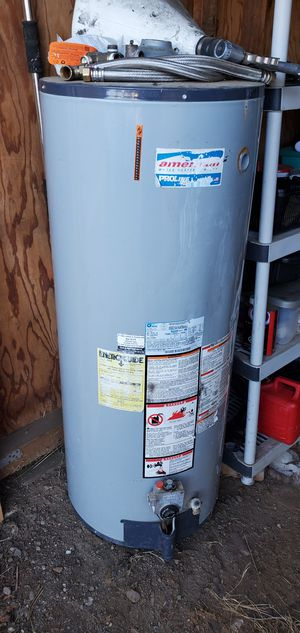 American Water Heater brand commercial gas water heater for Sale in Portland, OR