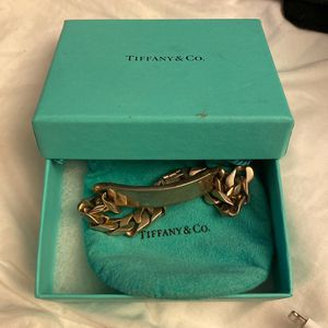 Tiffany's Silver Id Bracelet Just Needs Some Polishing for Sale in Alhambra, CA