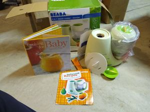 Beaba Babycook Baby food maker for Sale in New Windsor, MD