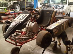 Go cart set up for racing for Sale in Loma Linda, MO