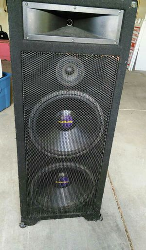 Pro Audio Speakers for Sale in Sparks, NV