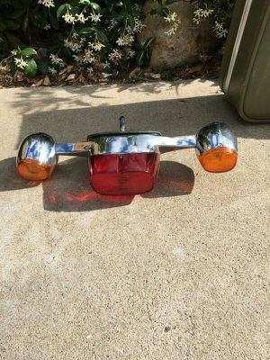 Original Indian motorcycle taillight for Sale in Lakeside, CA