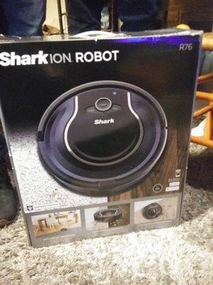 Shark ion Robot retail value $459.00 for Sale in Burnsville, MN