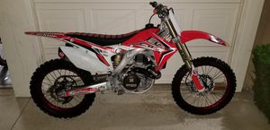 2015 Honda CRF450R for Sale in Chino, CA