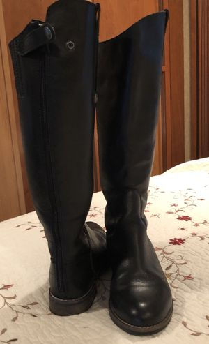 Matisse Yorker upper leather boot size 61/2 for Sale in Gig Harbor, WA