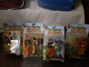 """NEVER OPENED:BEATLES """"YELLOW SUBMARINE"""" ACTION FIGURES! for Sale in Portland, OR"""