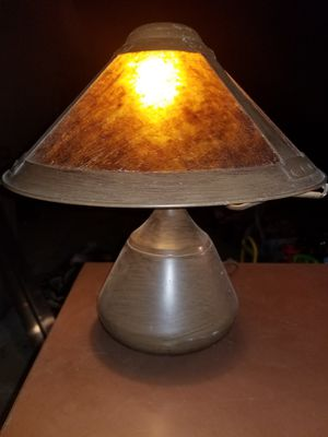 Vintage Lamps 2 lamps/ 1 upright post for Sale in Corona, CA