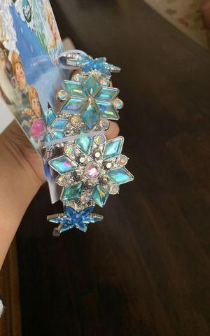 Elsa Frozen Sparkle Headband for Sale in Rancho Cucamonga, CA