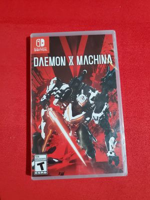 Switch Daemon x Machina for Sale in Aberdeen, WA