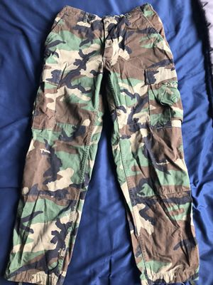 Camo Pants for Sale in Bellingham, WA
