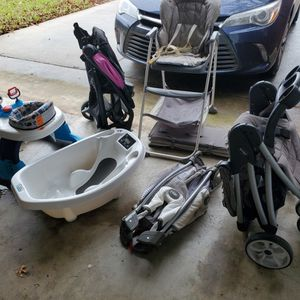 Free Baby Stuff for Sale in DeSoto, TX