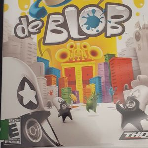 de BLOB (Nintendo Wii + Wii U) for Sale in Lewisville, TX