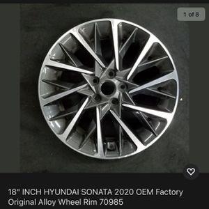 Wheels Hyundai Sonata 2020 for Sale in Mount Rainier, MD