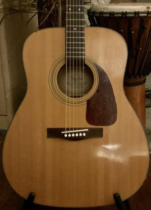 Fender Acoustic Guitar- FA 100 Players Pack- Everything you need to play today! for Sale in Pittsburgh, PA